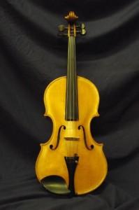 Edward Keenan's Violin