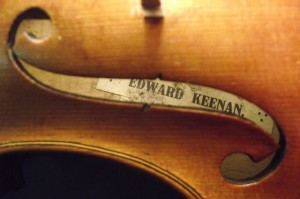 Edward Keenans Label
